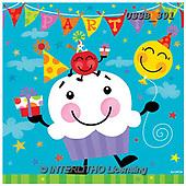 Sarah, CHILDREN BOOKS, BIRTHDAY, GEBURTSTAG, CUMPLEAÑOS, paintings+++++Bdaycupcake-12-A,USSB391,#BI#, EVERYDAY