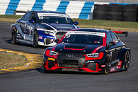 79, Audi, Audi RS3 LMS TCR, TCR, Andrew Davis, 10, Audi, Audi RS3 LMS TCR, TCR, Lee Carpentier, Kieron O'Rourke, IMSA Continental Tire SportsCar Challenge<br /> December Test<br /> Daytona International Speedway<br /> Daytona Beach, FL USA<br /> Wednesday, 06 December 2017<br /> <br /> World Copyright: Brian Cleary<br /> LAT Images