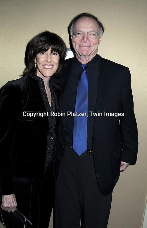 Nora Ephron and Nick Pileggi