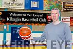 Colin O'reilly the new coach Keanes Killorglin SuperLeague Team for the upcoming season
