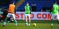 1st December 2019; Global Energy Stadium, Dingwall, Highland, Scotland; Scottish Premiership Football, Ross County versus Celtic; James Forrest of Celtic during the warm up - Editorial Use