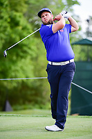 Andrew Johnston (GBR) watches his tee shot on 3 during round 1 of the Shell Houston Open, Golf Club of Houston, Houston, Texas, USA. 3/30/2017.<br /> Picture: Golffile | Ken Murray<br /> <br /> <br /> All photo usage must carry mandatory copyright credit (&copy; Golffile | Ken Murray)