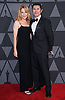 12.11.2017; Hollywood, USA: LOU DIAMOND AND YVONNE BOISMIER PHILLIPS<br /> attend the Academy&rsquo;s 2017 Annual Governors Awards in The Ray Dolby Ballroom at Hollywood &amp; Highland Center, Hollywood<br /> Mandatory Photo Credit: &copy;AMPAS/Newspix International<br /> <br /> IMMEDIATE CONFIRMATION OF USAGE REQUIRED:<br /> Newspix International, 31 Chinnery Hill, Bishop's Stortford, ENGLAND CM23 3PS<br /> Tel:+441279 324672  ; Fax: +441279656877<br /> Mobile:  07775681153<br /> e-mail: info@newspixinternational.co.uk<br /> Usage Implies Acceptance of Our Terms &amp; Conditions<br /> Please refer to usage terms. All Fees Payable To Newspix International