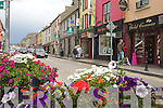 Church street, Listowel basking in sunshine on Tuesday.