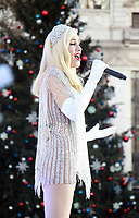 Gwen Stefani Macy's Day Parade 2017 Performance Taping