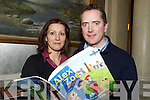"Helene Olivier Courtney and her husband Damien Courtney, who are currently taking registrations for their next term of ""French For All"" which will be held in The Malton Hotel, Killarney.."