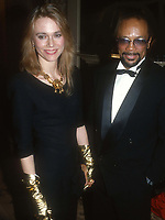 Peggy Lipton Quincy Jones 1979<br /> CAP/MPI/PHL/JB<br /> ©JB/PHL/MPI/Capital Pictures