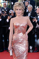 "Jane Fonda attending the ""Moonrise Kingdom"" Premiere during the 65th annual International Cannes Film Festival in , 16th May 2012...Credit: Timm/face to face /MediaPunch Inc. ***FOR USA ONLY***"
