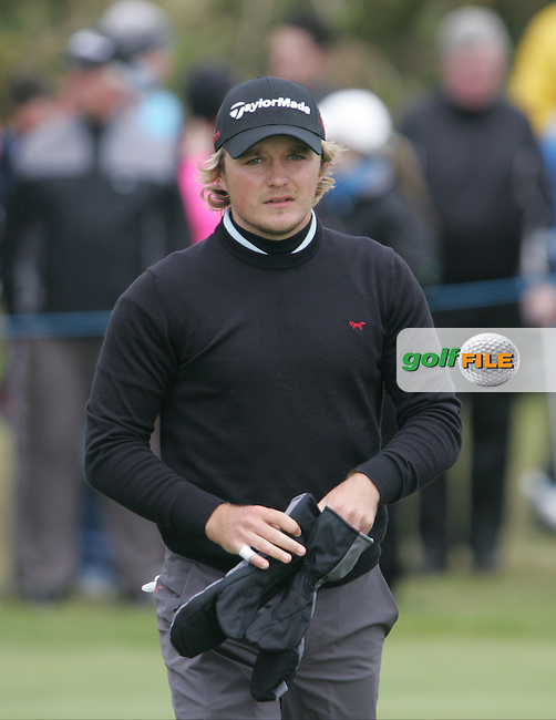 Eddie PEPPERELL (ENG) during round 3 of the 2015 Dubai Duty Free Irish Open hosted by the Rory Foundation, Royal County Down Golf Club, Newcastle Co Down, Northern Ireland. 30/05/2015<br /> Picture TJ Caffrey, www.golffile.ie