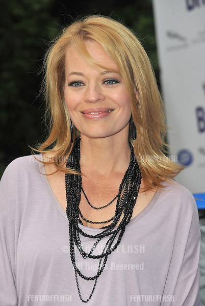 Jeri Ryan at the official launch of BritWeek 2012 in Hancock Park, Los Angeles..April 24, 2012  Los Angeles, CA.Picture: Paul Smith / Featureflash