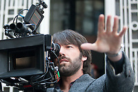 Argo (2012)<br /> Behind the scenes photo of Ben Affleck  <br /> *Filmstill - Editorial Use Only*<br /> CAP/MFS<br /> Image supplied by Capital Pictures