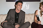 "The actors Colton Haynes and Emily Bett Rickards attends the fan event of the tv shows ARROW and THE 100, at the ""ATRESMEDIA CAFE""   in Madrid, Spain. Jun 9, 2014. (ALTERPHOTOS/Carlos Dafonte)"