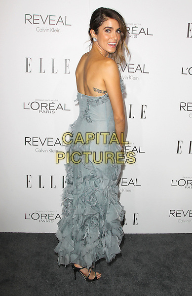 20 October  2014 - Beverly Hills, California - Nikki Reed. 2014 ELLE Women In Hollywood Awards held at the Four Seasons Hotel.  <br /> CAP/ADM/FS<br /> &copy;Faye Sadou/AdMedia/Capital Pictures