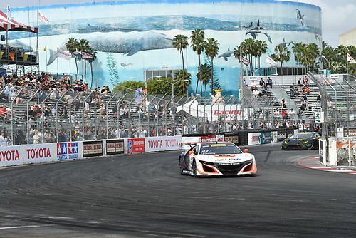 2017 Pirelli World Challenge<br /> Toyota Grand Prix of Long Beach<br /> Streets of Long Beach, CA USA<br /> Sunday 9 April 2017<br /> Ryan Eversley<br /> World Copyright: Richard Dole/LAT Images<br /> ref: Digital Image RD_LB17_526