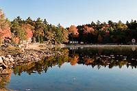 Mississauga Lake, Ontario, Canada
