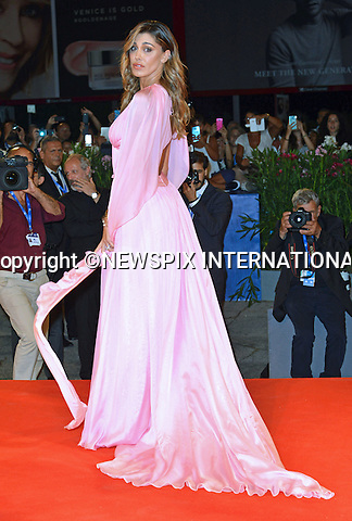 01.08.2016; Venice, Italy: BELEN RODRIGUEZ<br /> atttends &ldquo;The Light Between Oceans&rdquo; screening at the 73rd Venice Film Festival.<br /> Mandatory Credit Photo: &copy;NEWSPIX INTERNATIONAL<br /> <br /> PHOTO CREDIT MANDATORY!!: NEWSPIX INTERNATIONAL(Failure to credit will incur a surcharge of 100% of reproduction fees)<br /> <br /> IMMEDIATE CONFIRMATION OF USAGE REQUIRED:<br /> Newspix International, 31 Chinnery Hill, Bishop's Stortford, ENGLAND CM23 3PS<br /> Tel:+441279 324672  ; Fax: +441279656877<br /> Mobile:  0777568 1153<br /> e-mail: info@newspixinternational.co.uk<br /> Please refer to usage terms. All Fees Payable To Newspix International