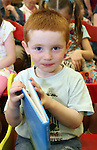 Jack Carley at Storytime in Drogheda Library..Photo NEWSFILE/Jenny Matthews.(Photo credit should read Jenny Matthews/NEWSFILE)....This Picture has been sent you under the condtions enclosed by:.Newsfile Ltd..The Studio,.Millmount Abbey,.Drogheda,.Co Meath..Ireland..Tel: +353(0)41-9871240.Fax: +353(0)41-9871260.GSM: +353(0)86-2500958.email: pictures@newsfile.ie.www.newsfile.ie.FTP: 193.120.102.198.