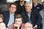 29.07.2017, Fritz Detmar Stadion, Lohne, GER, FSP SV Werder Bremen (GER) vs WestHam United (ENG), <br /> <br /> im Bild<br /> Eugen Gehlenborg. Vizepr&auml;sident Sozial-/Gesellschaftspolitik. und Dr. Hubertus Hess-Grunewald (Geschaeftsf&uuml;hrer und Praesident)<br /> <br /> Foto &copy; nordphoto / Kokenge