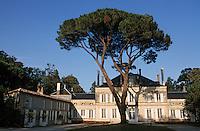 Europe/France/Aquitaine/33/Gironde/Pauillac: château Batailley (AOC Pauillac)
