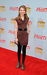 "HOLLYWOOD, CA. - December 05: Sammi Hanratty arrives at Variety's 3rd annual ""Power of Youth"" event held at Paramount Studios on December 5, 2009 in Los Angeles, California."