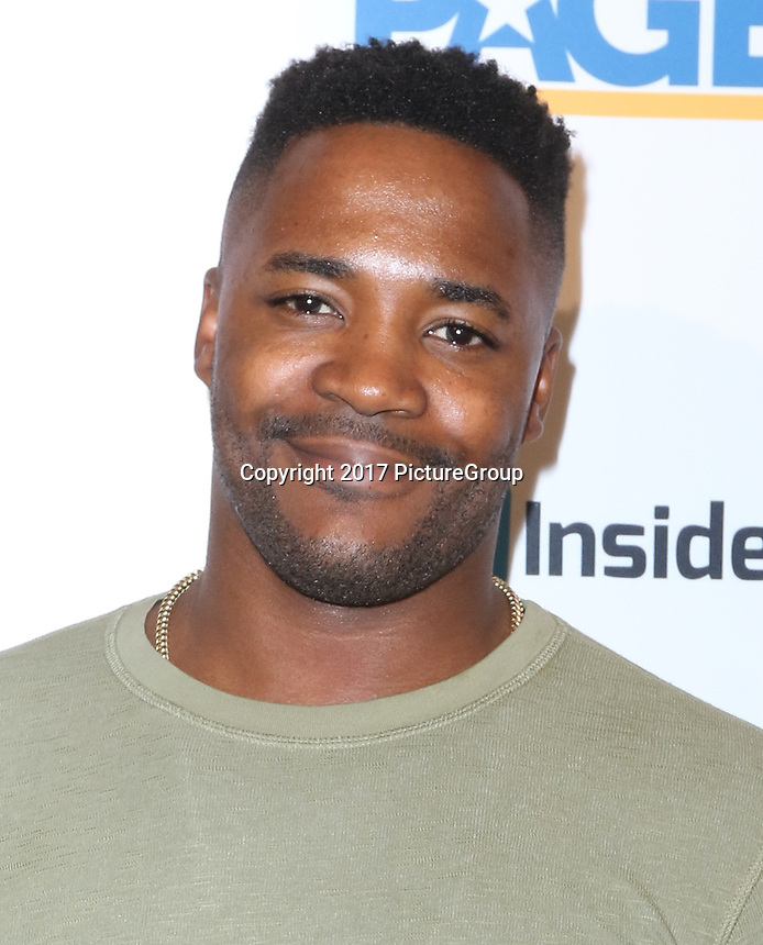 "STUDIO CITY, CA - NOVEMBER 6: Duane Henry attends the TV Guide Magazine Cover Party for Mark Harmon and 15 seasons of the CBS show ""NCIS"" at River Rock at Sportsmen's Lodge on November 6, 2017 in Studio City, California. (Photo by JC Olivera/PictureGroup)"