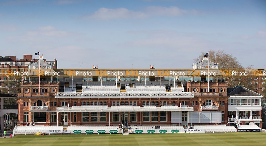 Lords - during Middlesex CCC vs Lancashire CCC, Specsavers County Championship Division 2 Cricket at Lord's Cricket Ground on 11th April 2019