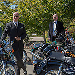 Distinguished Gentleman's Ride Asheville 2016