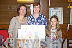 Gillian Tobin, Geraldine O'Shea and katie Tobin pictured at the Arty bits Craft Fair at the Carlton Hotel Tralee on Sunday.