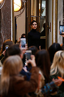 Victoria Beckham <br /> New York Fashion Week <br /> FW18 <br /> New York Fashion Week,  New York, USA in February 2018.<br /> CAP/GOL<br /> &copy;GOL/Capital Pictures