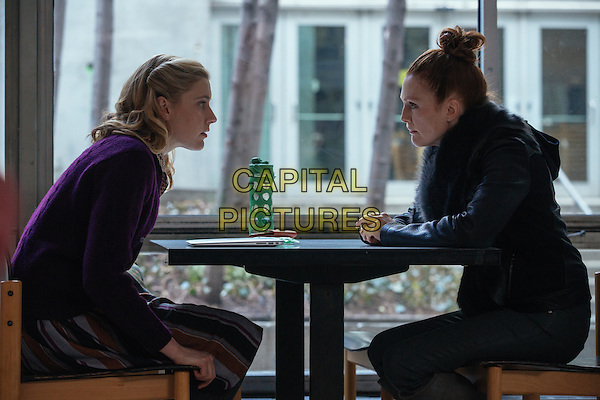 Maggie's Plan (2015) <br /> Greta Gerwig, Julianne Moore<br /> *Filmstill - Editorial Use Only*<br /> CAP/KFS<br /> Image supplied by Capital Pictures