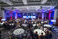 Picture by Allan McKenzie/SWpix.com - 25/09/2018 - Rugby League - Betfred Championship & League 1 Awards Dinner 2018 - The Principal Manchester- Manchester, England - A general view, gv, of the Betfred Championship and League 1 Awards dinner.