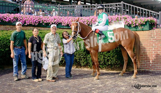Ivory Shores winning at Delaware Park on 7/26/14
