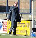 Queen of the South manager Gus MacPherson.