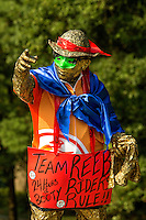 "Approximately 1,200 bicycle riders raised more than $1 million when they rode 24 hours straight during the 2015 ""24 Hours of Booty"" Charlotte event in July 2015. The annual event, held in Charlotte's Myers Park neighborhood, raises money for cancer research.<br /> <br /> Charlotte Photographer - PatrickSchneiderPhoto.com"