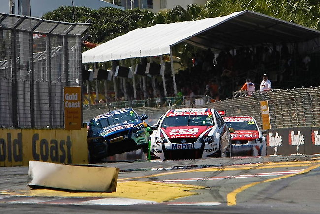 Race 19 of the 2010 V8 Supercar Championship series at the Armor All Gold Coast 600, Surfers Paradise
