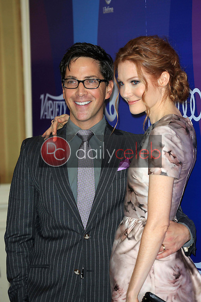 Dan Bucatinsky, Darby Stanchfield<br />