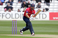 Alastair Cook in batting action for Essex during Essex Eagles vs Gloucestershire, Royal London One-Day Cup Cricket at The Cloudfm County Ground on 7th May 2019