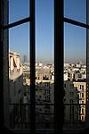 20050316 - France - Paris<br /> <br /> L'IMMOBILIER A PARIS<br /> PARIS 13EME : VUE DEPUIS LA RUE DES RECULETTES<br /> Ref:IMMOBILIER_PARIS - © Philippe Noisette