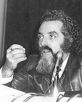 Jean-Claude Marsan<br /> , Novembre 1978