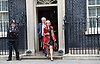 Cabinet meeting arrivals <br /> 10 Downing Street London Great Britain <br /> 25th October 2016 <br /> <br /> <br /> <br /> Photograph by Elliott Franks <br /> Image licensed to Elliott Franks Photography Services