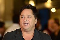 SAO PAULO, 21 DE MAIO DE 2012 - LEONARDO SIRIO LIBANES - Cantor Leonardo em coletiva de imprensa durante visita ao filho Pedro Leonardo, que acordou do coma ontem, domingo (20). FOTO: ALEXANDRE MOREIRA - BRAZIL PHOTO PRESS