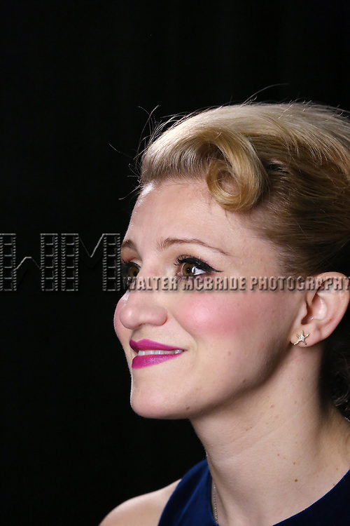 Annaleigh Ashford  'In The Spotlight' at the 2013 Tony Awards Meet The Nominees Junket  at the Millennium Broadway Hotel in New York on 5/1/2013.