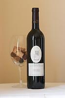 Celler Rotllan & Marques Torroja, Crianca 2001. Grenache, carignan, cabernet sauvignon. Priorato, Catalonia, Spain.