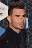 Afrojack<br /> 2016 MTV EMAs in Ahoy Arena, Rotterdam, The Netherlands on November 06, 2016.<br /> CAP/PL<br /> &copy;Phil Loftus/Capital Pictures /MediaPunch ***NORTH AND SOUTH AMERICAS ONLY***
