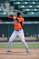 Baltimore Orioles Tristan Omeasoo (50) during an instructional league game against the Minnesota Twins on September 22, 2015 at Ed Smith Stadium in Sarasota, Florida.  (Mike Janes/Four Seam Images)