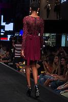 SÃO PAULO-SP-03.03.2015 - INVERNO 2015/MEGA FASHION WEEK -Grife Eclipse Luna/<br /> O Shopping Mega Polo Moda inicia a 18° edição do Mega Fashion Week, (02,03 e 04 de Março) com as principais tendências do outono/inverno 2015.Com 1400 looks das 300 marcas presentes no shopping de atacado.Bráz-Região central da cidade de São Paulo na manhã dessa segunda-feira,02.(Foto:Kevin David/Brazil Photo Press)