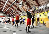 Nederland  Amsterdam  2016 . De Fitness Expo.  De Fitness Expo is een fitness en lifestyle event  in de Sporthallen Zuid met diverse wedstrijden en clinics. Foto Berlinda van Dam / Hollandse Hoogte