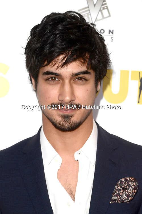 """LOS ANGELES - APR 13:  Avan Jogia at the """"The Outcasts"""" Premiere at the Landmark Regent Theater on April 13, 2017 in Westwood, CA"""