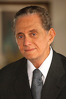 """Oswaldo Nasser Tuma, diretor da empresa Higson & CO (Par·) Ltd, a mais antiga e tradicional empresa  em atividade no Estado do Par·, que atua no ramo de representaÁıes de produtos alimentÌcios e vice-presidente da AssociaÁ""""o Comercial do Par· (ACP).<br /> BelÈm, Par·, Brasil.<br /> Foto Paulo Santos<br /> 30/09/2009"""