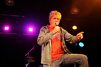 LONDON, ENGLAND - OCTOBER 8: Jilted John (Graham Fellows) performing at 229 on October 8, 2018 in London, England.<br /> CAP/MAR<br /> ©MAR/Capital Pictures